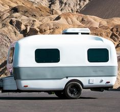 Traveler - Happier Camper Airstream Living, Excavator For Sale, Get Off The Grid, New Travel Trailers, Dream Vacation Spots, Indoor Outdoor Furniture, Unique Flooring, Happier Camper, Happy Campers
