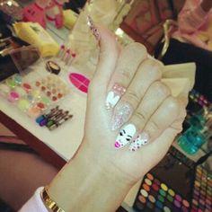 Blacc chynas nails