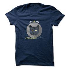Russian Blue T-Shirts, Hoodies, Sweaters