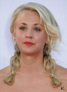 Kaley Cucco, Female Stars, Big Bang Theory, Beautiful Celebrities, Bigbang, American Actress, Movie Stars, Writers, Bangs