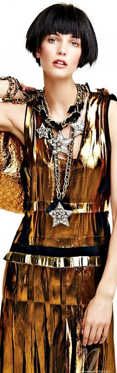 Vogue Mexico, July 2014 ● Kendra Spears in Lanvin ~ CE♥