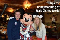 Tips for Honeymooning at Walt Disney World