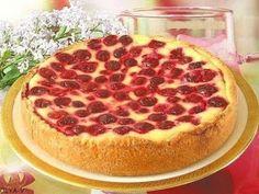Поварешки: Пирог-сметанник с ягодами