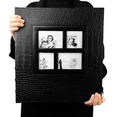 RECUTMS Photo Album 600 Pockets,Sewn Bonded Black Leather Book Pockets Hardcover Photo Frame Photos Wedding Gift Valentines Day Present ** Check this awesome product by going to the link at the image. (This is an affiliate link) Best Photo Albums, Picture Albums, Leather Photo Albums, Valentines Day Presents, Photo Album Scrapbooking, Baby Album, Easy Christmas Crafts, Leather Books, Family Album