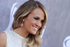 Carrie Underwood - Arrivals at the Academy of Country Music Awards