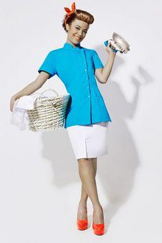 Kolekcja 2012 - Vena Uniformy Model, Scale Model, Models, Template, Pattern, Mockup, Modeling