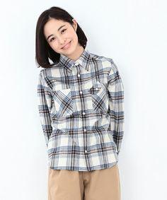 BEAMS BOYのBEAMS BOY / ネル チェックシャツ 15FWです。こちらの商品はBEAMS Online Shopにて通販購入可能です。