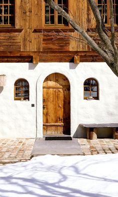 Un chalet à Gstaad 1