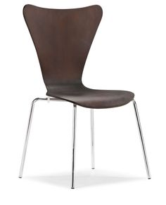 Taffy Dining Chair Wenge - Zuo Modern - $77.00, savings of 35%!