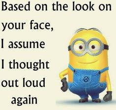 New Funny Minions pictures (12:41:24 PM, Sunday 05, July 2015 PDT) – 10 pics