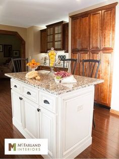 Great McFarland Interiors Interior Design Companies, Wood Cabinets, Kitchen  Designs, Paint Colors, Wood