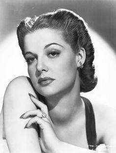 "theclutteredclassicattic: "" Ann Sheridan, 1940s """