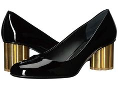 Looking for Salvatore Ferragamo Womens Patent Leather Mid-Heel Pump ? Check out our picks for the Salvatore Ferragamo Womens Patent Leather Mid-Heel Pump from the popular stores - all in one. Patent High Heels, Patent Shoes, Pump Shoes, Shoes Heels, Flat Shoes, Dress Shoes, Bridal Wedding Shoes, Salvatore Ferragamo Shoes, Round Toe Pumps
