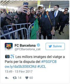 Le FC Barcelone arrivé à Paris ! - https://www.le-onze-parisien.fr/le-fc-barcelone-arrive-a-paris/