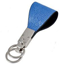 desiary.de - Schlüsselanhänger II Rochen, dunkelblau