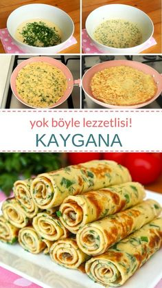 Recipes Tasty How is Slippery Made? Turkish Recipes, Ethnic Recipes, Turkish Breakfast, Good Food, Yummy Food, Delicious Recipes, Best Breakfast Recipes, Breakfast Items, International Recipes