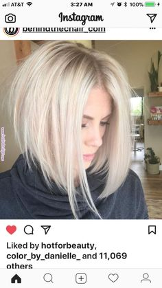 45 Edgy Bob Haircuts To Inspire Your Next Cut. Edgy bob haircuts are best for those of you who are dreaming of some change in your lives but have no clue Edgy Bob Haircuts, Inverted Bob Hairstyles, Haircuts For Fine Hair, Wavy Hairstyles, Wedding Hairstyles, Female Hairstyles, Hairstyles 2016, Latest Hairstyles, Short Hairstyles For Round Faces