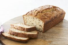 Favorite Banana Bread recipe...the addition of cream cheese makes it incredibly moist!