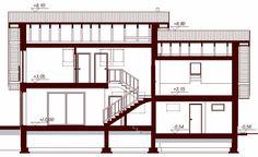 Proiect casa CSD 013 Home Garden Design, Home And Garden, Micro House, Smart Home, Traditional Design, House Plans, Floor Plans, Exterior, How To Plan