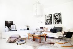 Swedish style home