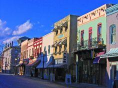 Historic Downtown Culpeper, Virginia