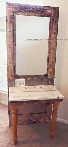 UNIQUE VANITY by CustomByLoyal on Etsy, $800.00