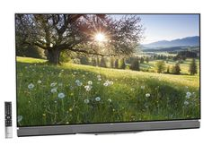With prices falling, more 4K content available, and features such as high-dynamic range (HDR) now becoming widespread, you may be looking for a 4K TV this year like this LG OLED55E6P. Currently the best 4K TV in our Ratings—and among the very best TVs we've ever tested—this 2016 OLED UHD TV from LG is a showstopper. The 55-inch LG 55OLEDE6P boasts excellent high-definition picture and excellent UHD performance.