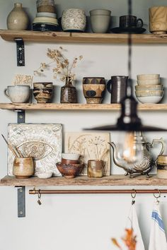 Rustic kitchen detai