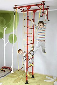Espalier Équipement de Sport Enfants Mur d'escalade Mur d... https://www.amazon.fr/dp/B00GZJKX7A/ref=cm_sw_r_pi_dp_.3xCxbJW1E11G