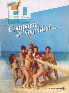 Cuando era Chamo – Recuerdos de VenezuelaBelmont | Publicidad y comerciales de Belmont | Cuando era Chamo - Recuerdos de Venezuela