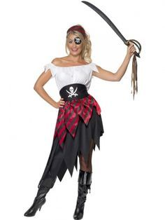 Pirate Party Dress