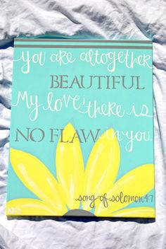 Song Of Solomon 4:7