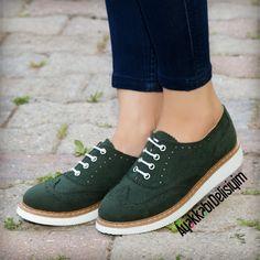Haki Yeşil Spor Ayakkabı