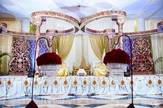 IN LOVEEE with this mandap.