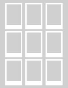 I wanted to turn a bunch of my Instagram photos into printed Instax Mini sized photos, butthey're so expensive when you order from a photo lab, especially if you need a lot of them. I created a simple Photoshop template instead, and I thought I would share! You can easily download the PSD file and...Read More