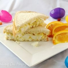 The Egg Salad Sandwich by TakingOnMagazines