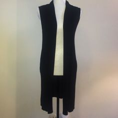 Sleeveless Cardigan Brand New With Tags, Final Price Sweaters Cardigans