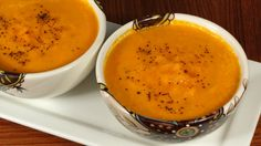 Carrot and Ginger Soup is light and super healthy with an added benefit of tasting delicious? This soup is made with carrots, celery, ginger, and flavored with mild spices. Of course, this soup is also nutritious!
