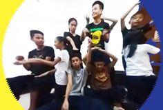 Marist school afternoon shift scholars learn theater arts #makemoneyandmeaning…