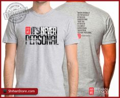 It's Never Personal T-Shirt for Men. The FOCUS T-Shirt Series. Wisdom is available. Sometimes we just need to take a better look. A wise and loving message from a young and great Jiu Jitsu Master. The correct thoughts, the right words, the best actions. The mindset for happiness. https://shihan-essence.myshopify.com/products/its-never-personal-t-shirt-for-men