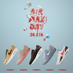 Happy Air Max Day to all !