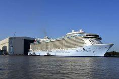 Spectrum, Joy, Harmony, Emblem, Apex of the Seas. Royal Caribbean si prepara a scegliere i nomi delle sue prossime navi