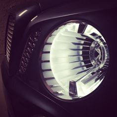 Bentley headlight