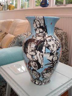 Dan Baldwin vase