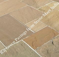 Raj Green Sandstone from India is popular world wide especially in UK for its color variations. As it is also available in thickness it can be treated as best for both interior and exterior use