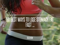 Drink a Glass of Water before You Eat - 50 Best Ways to Lose Stomach Fat Fast ... [ more at http://health.allwomenstalk.com ] If you're thirsty, you're going to eat more. Isn't that strange? But it's true. So before you sit down to eat, drink a glass of cool water, wait a few minutes, then dish out your sensible portion and begin to eat. Much better! You'll be surprised at how effective this way to lose stomach fat is. Give it a try!... #Health #Healthful #Whole #News #Excess #Adult
