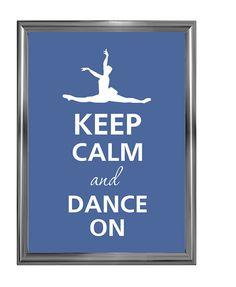 Keep Calm / Dance On