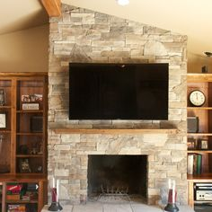 Create A More Traditional Stone Veneer Style With Our Wisconsin Prairie Stone  Veneer. Its Unique