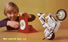 vintage toys from the 70's and 80's | Vintage toy action! of the speed age part3.