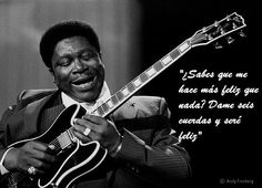 Gran guitarrista de Blues!¡